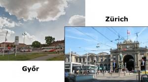 Zürich busz